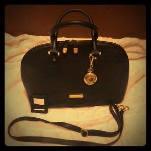 Joy & Iman Leather Handbag